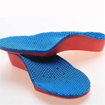 Children Kids Arch support Plantar Fasciitis Orthotic Insoles Shoe Inserts