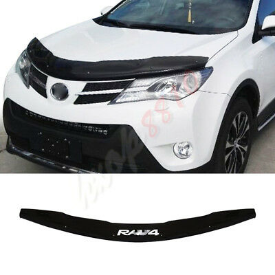 1Pcs Brown Front Decorate Hood Guard-Protector W/ RAV4 For 2013+ Toyota RAV4
