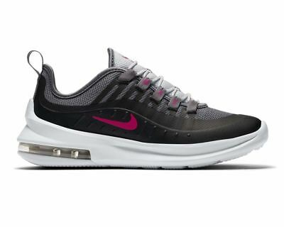 save off cdd3c 89578 Filles Nike Air Max Axis Gs AH5226 001 Baskets Noir Rose Chaussure Gym