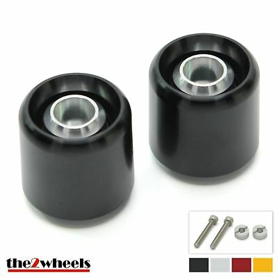 CNC 'Acuda' Bar Ends Caps with adapters for Honda CMX 500 / 300 Rebel 17+