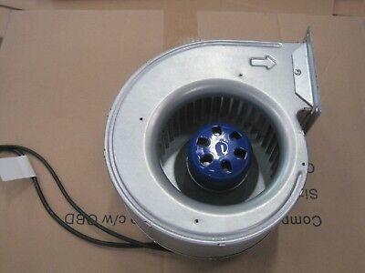 Ziehl Abegg Centrifugal Blower Fan RG16S-4IP. 115v 50/60Hz 600m3/hr 1000Pa EC UL