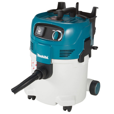 Makita VC3012M Wet and Dry M Class 30L Dust Extractor Vacuum Cleaner 240V (wi...