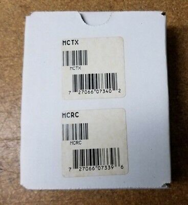 M/&S Systems MCTX and MCRC Remote System for MC602 and DMC-1 or DMC-3//4