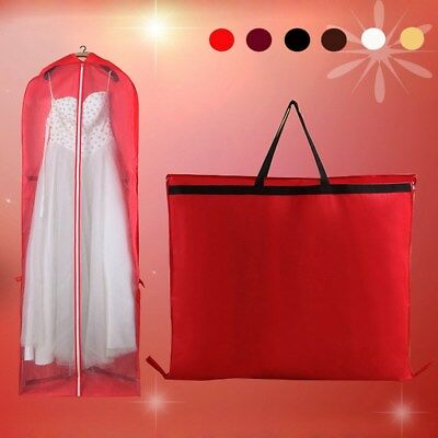 1pcs Clothes Dust Cover Foldable Clothes Storage Protector Dust Covers Cover Bag