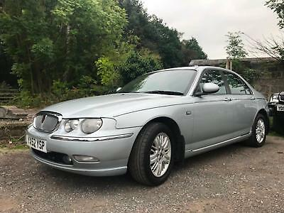 Rover 75 1.8 auto Club SE - Silver - Same Owner Last 15 Years