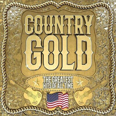Country Gold: The Greatest Hits of All Time - Various Artists (Box Set) [CD]