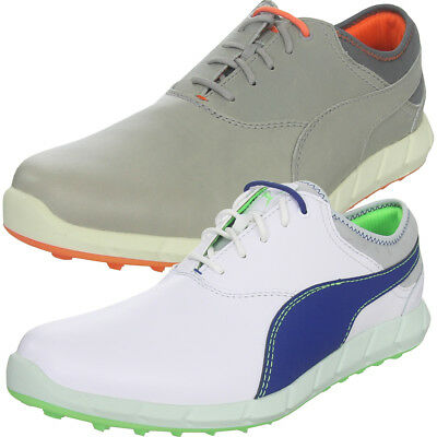 Puma Men's Ignite Leather Spikeless Golf Shoe, Brand NEW