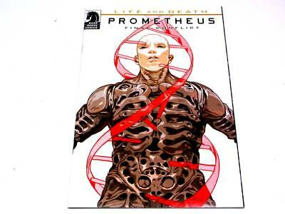 Dark Horse Prometheus Life And Death Final Conflict One Shot Variant Near Mint