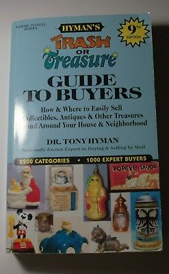 Hyman's Trash or Treasure/ Guide to Buyers 9th /(2000PB)