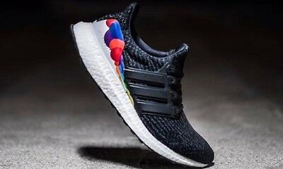 961854f908e Adidas Ultra Boost 3.0 Pride LGBT CP9632 Size 9 - parley kolor sns cny kith