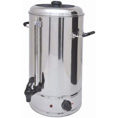 Brand New Commercial Stainless Steel Hot Water Urn Boiler Warmer Café Restaurant