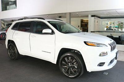 Jeep Cherokee  2016 SUV Used Regular Unleaded V-6 3.2 L/198 9-Speed Automatic w/OD 4WD White
