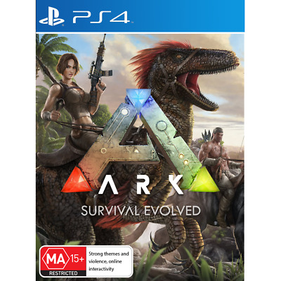 Ark Survival Evolved - PlayStation 4 - BRAND NEW