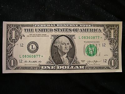 2013 Star Note. Lower Serial Number! Federal Reserve Of San Francisco! SEE PICS!
