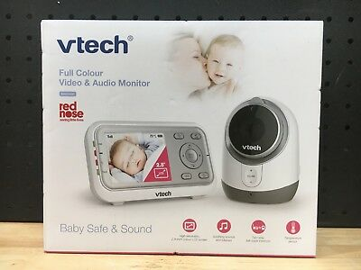 Vtech Full Colour Video & Audio Monitor Bm3300 - Brand New In Box