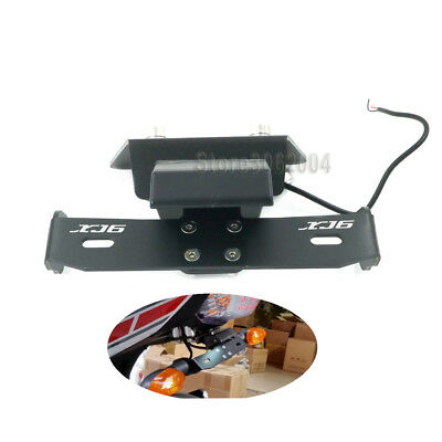 Tail Tidy Fender Eliminator License Plate Holder For YAMAHA XJ6 Diversion F 2009