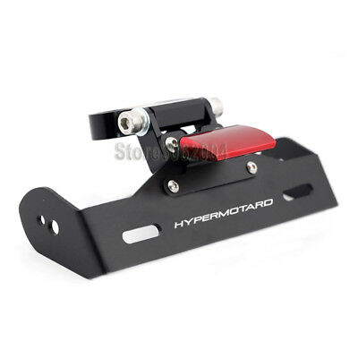 Tail Tidy Fender Eliminator License Plate Holder For DUCATI Hypermotard 821/939