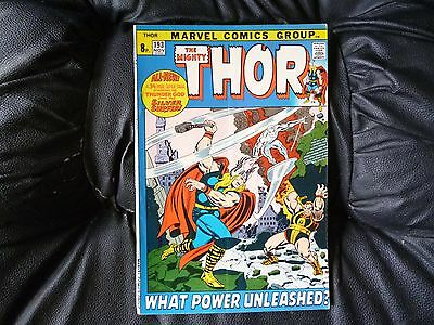 Thor # 193 excellent condition cover has faint crease fn 1971