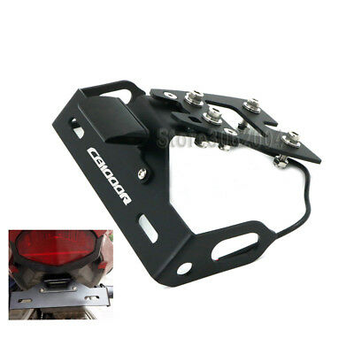 Tail Tidy Fender Eliminator License Plate Holder For HONDA CB1000R CB1000 10-15