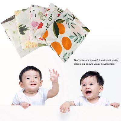 Breathable Baby Cotton Muslin Wrap Swaddling Blanket Newborn Swaddle Bath Towel