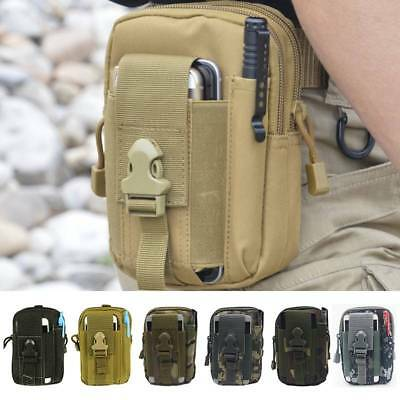 Mens Tactical Bag Accessories Belt Fanny Pack Waist Pouch Backpack Mini Backpack