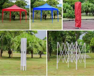 Panana Waterproof 3 size Pop Up Gazebo Marquee Garden Awning Party Tent Canopy
