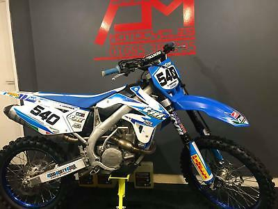 2012 Tm 250F Motocross Bike .. £2395. Andrew 07789427688