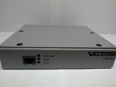 VALCOM VIP-801 Network Audio Port