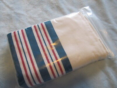 3 X Hospital Receiving BABY Blankets, 100% Cotton, 30x40, Striped  ONLY