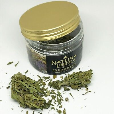 Kompolti selezionata 5GR INFIORESCENZE - EVER GREEN ERBA LEGALE WEED LIGHT