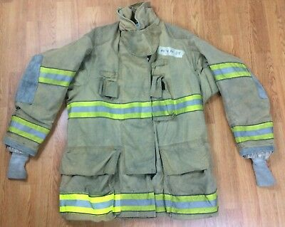 Globe G-Xtreme Fire Fighter Jacket Turnout Coat 44 x 35 '05