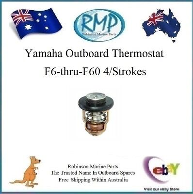 New RMP Aftermarket Thermostat Yamaha 4/Strokes F6-thru-F60 # R 66M-12411-01