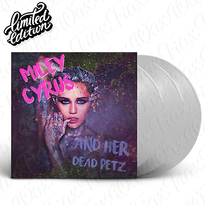 Miley Cyrus - And Her Dead Petz [3LP] Vinyl Limited Edition Import Exclusive /??