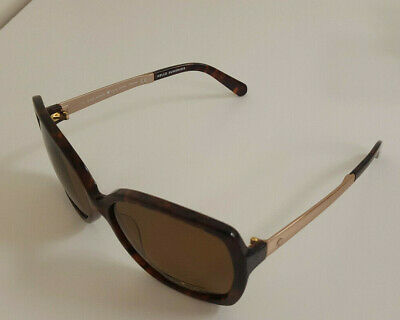 22491f3b06 Authentic Kate Spade Womens Sunglasses Darilynn P S Havana 0CX4 VW Size 58