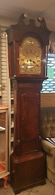 Excellent Georgian Longcase clock