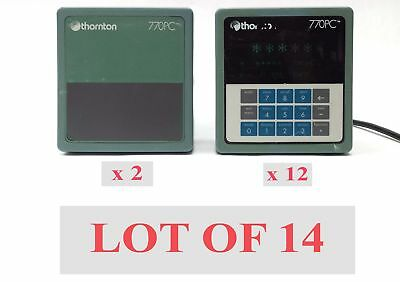 Lot 14 Thornton 770Pc Analog Controller 12*display 772-211+2*gateway 774-231