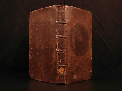 1695 1ed English BOETHIUS Consolation of Philosophy Medieval Free Will Preston