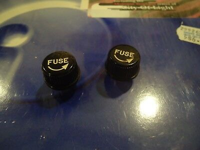Sansui 2000 Stereo Receiver Parting Out Fuse Cover 1 ONLY