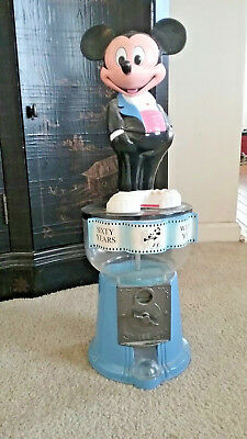 Mickey Mouse Vintage Gumball Machine