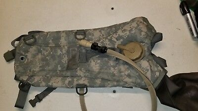 ACU MOLLE Military Army Hydration System Bladder Carrier ThermoBak 3L