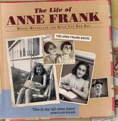 The life of Anne Frank by Anne Frank House (Paperback / softback)