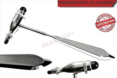Tromner Percussion Reflex Hammer High Grade Diagnostic Examination Hammers