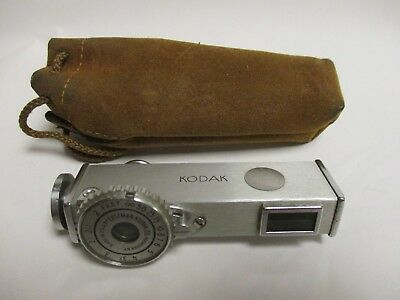 Kodak rangefinder with case. Great condition and working.