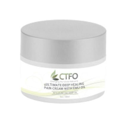 Deep Healing Pain Cream / Free Vacation (With a minimum $75 purchase).