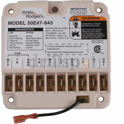 White Rodgers 50E47-843 Universal Hot Surface Ignition Control