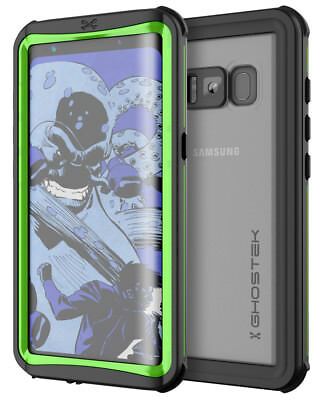 For Galaxy S8 Plus s8+ Case Ghostek NAUTICAL Rugged Full Body Waterproof Cover