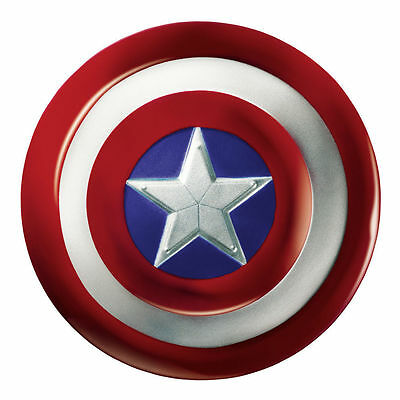 Avenges Captain America Shield Adult Marvel Comics New 29561- 24 INCHES Disguise