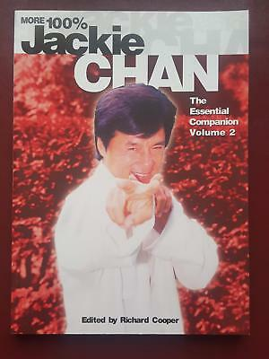 More 100% Jackie Chan The Essential Companion Volume 2 Book