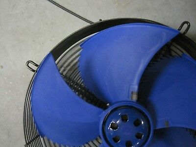 Quiet Extractor Fan high volume low noise 230v 3750m3/hr condensers owlet design