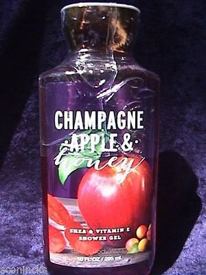 Bath & Body Works Douchegel Champagne Apple Honey Shower Gel 295 ml